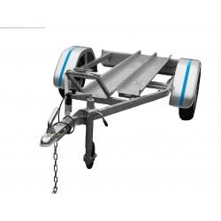 DAYTONA : Châssis porte moto 1rail  1m90 x 1m