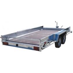 plateau 200PVP porte voiture et transport tondeuse