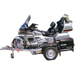 LOCATION  porte moto spécial grosse cylindrée